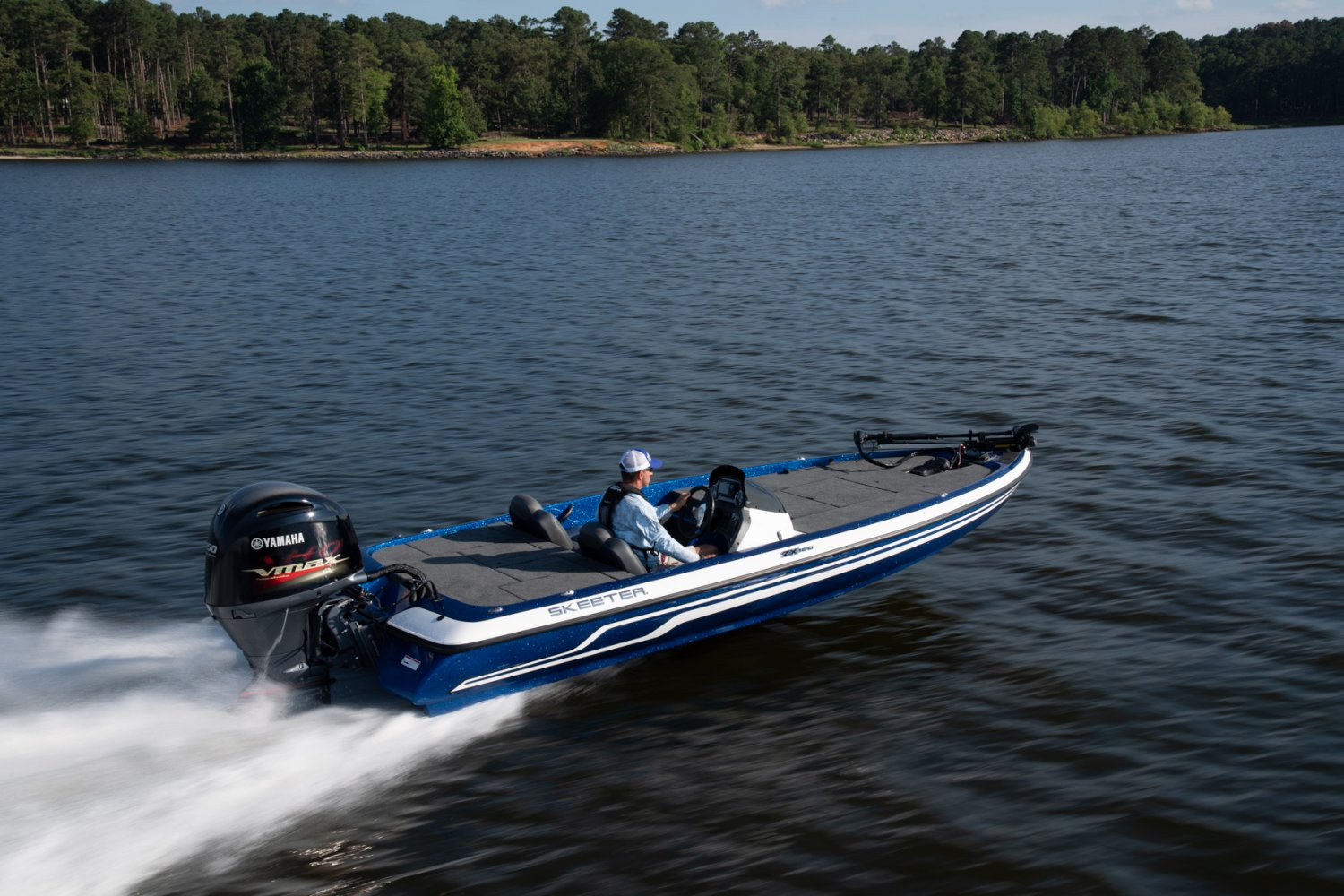 2019 Skeeter ZX190 Bass Boat For Sale