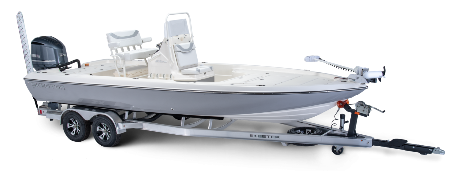 2019 Skeeter SX240 Bay Boat For Sale profile image.