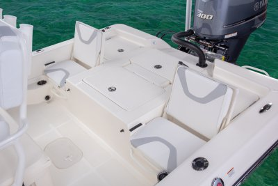 rear deck jump seats on skeeter sx240 bay boat
