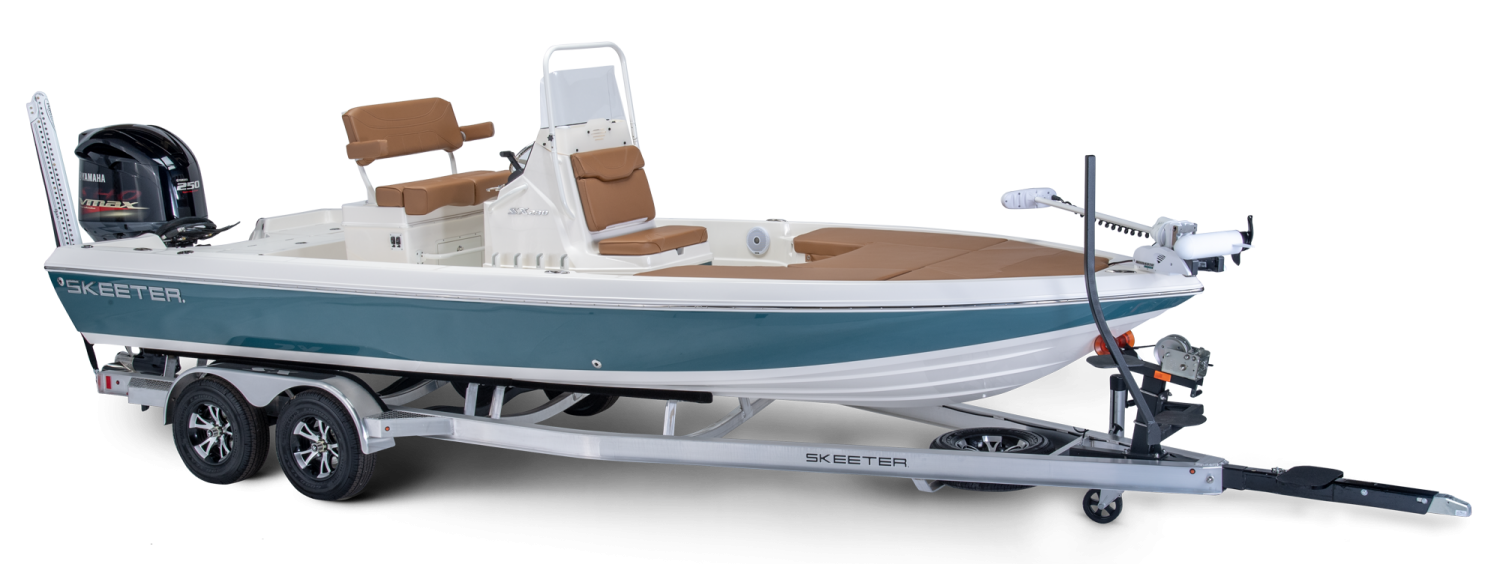 2019 Skeeter SX230 Bay Boat For Sale profile image.