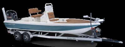 Skeeter Sx230 bay boat on Skeeterbuilt trailer