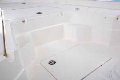 floor storage box on sx230 bay boat
