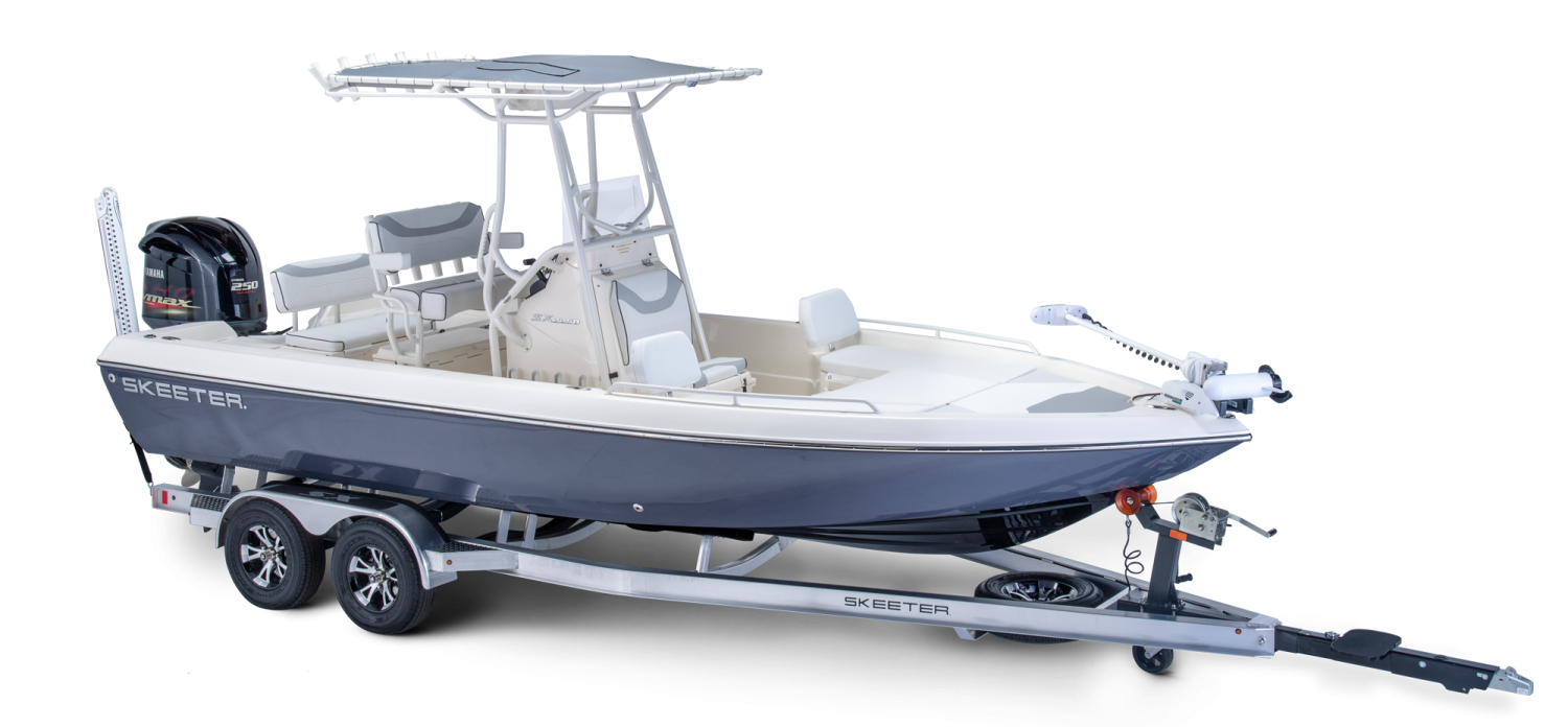 2019 Skeeter SX2250 Bay Boat For Sale profile image.