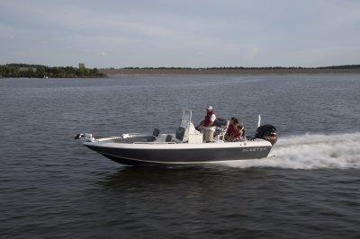 port side of sx2250 running across open bay