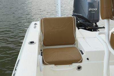 rear deck jump seats on skeeter sx2250 bay boat
