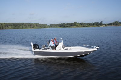 starboard side sx2250 running across bay