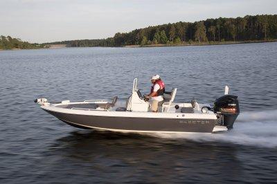 Sx2250 running across bay