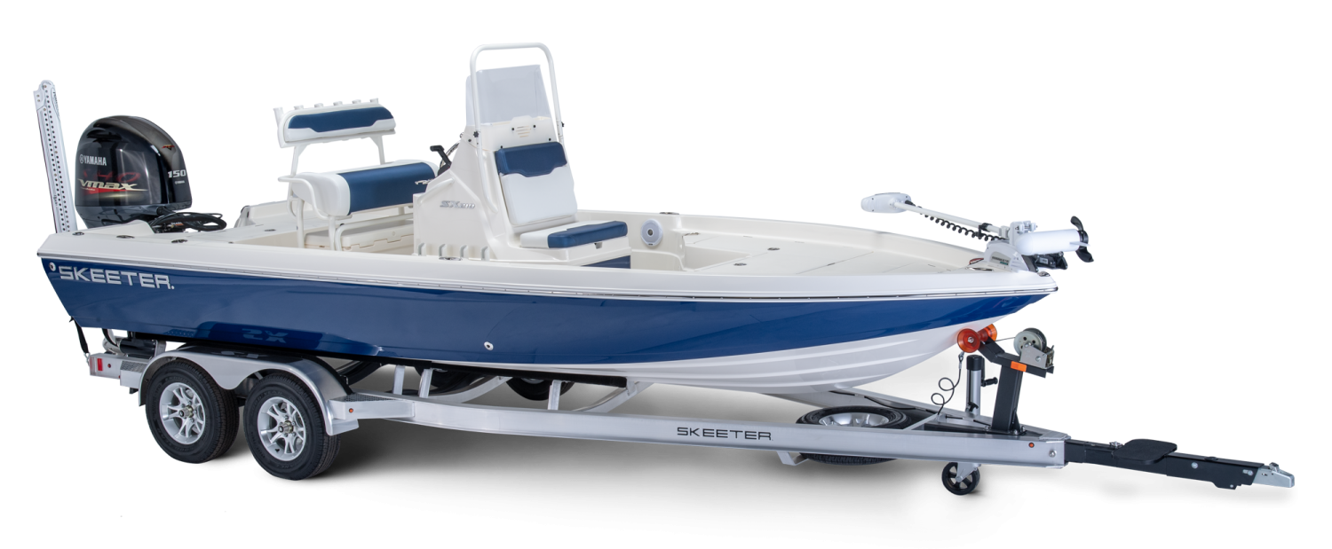 2019 Skeeter SX210 Bay Boat For Sale profile image.