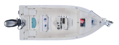 over head of sx200 skeeter bay boat