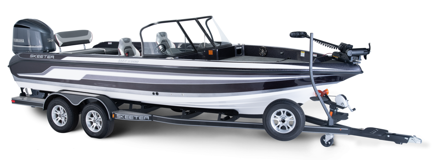 2019 Skeeter WX2200 - Stock Deep V Boat For Sale profile image.