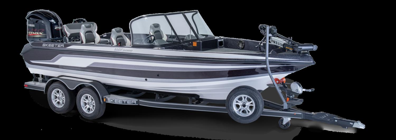 2019 Skeeter WX2060 Deep V Boat For Sale profile image.