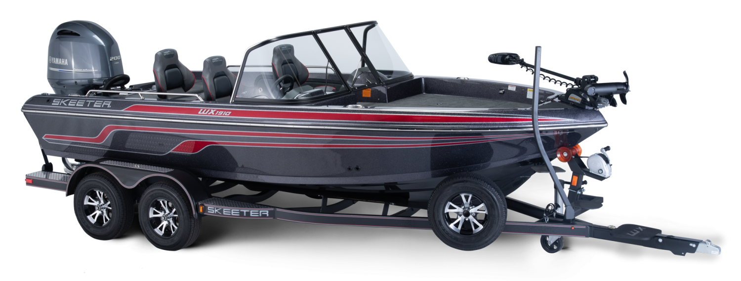 2019 Skeeter WX1910 Deep V Boat For Sale profile image.