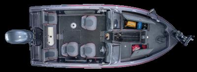 2019 Skeeter WX1910 Deep-V Boat