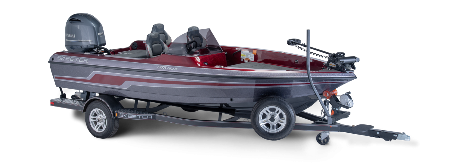 2019 Skeeter MX1825 Deep V Boat For Sale profile image.