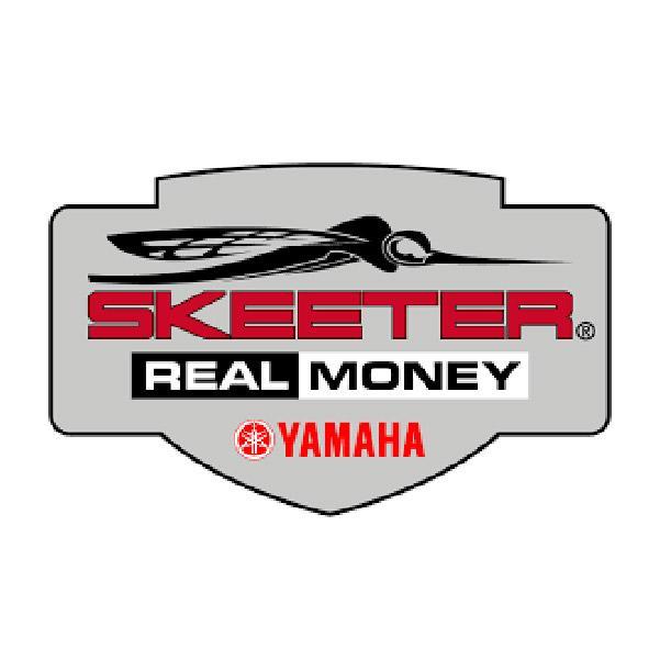 Skeeter Real Money Yamaha Logo