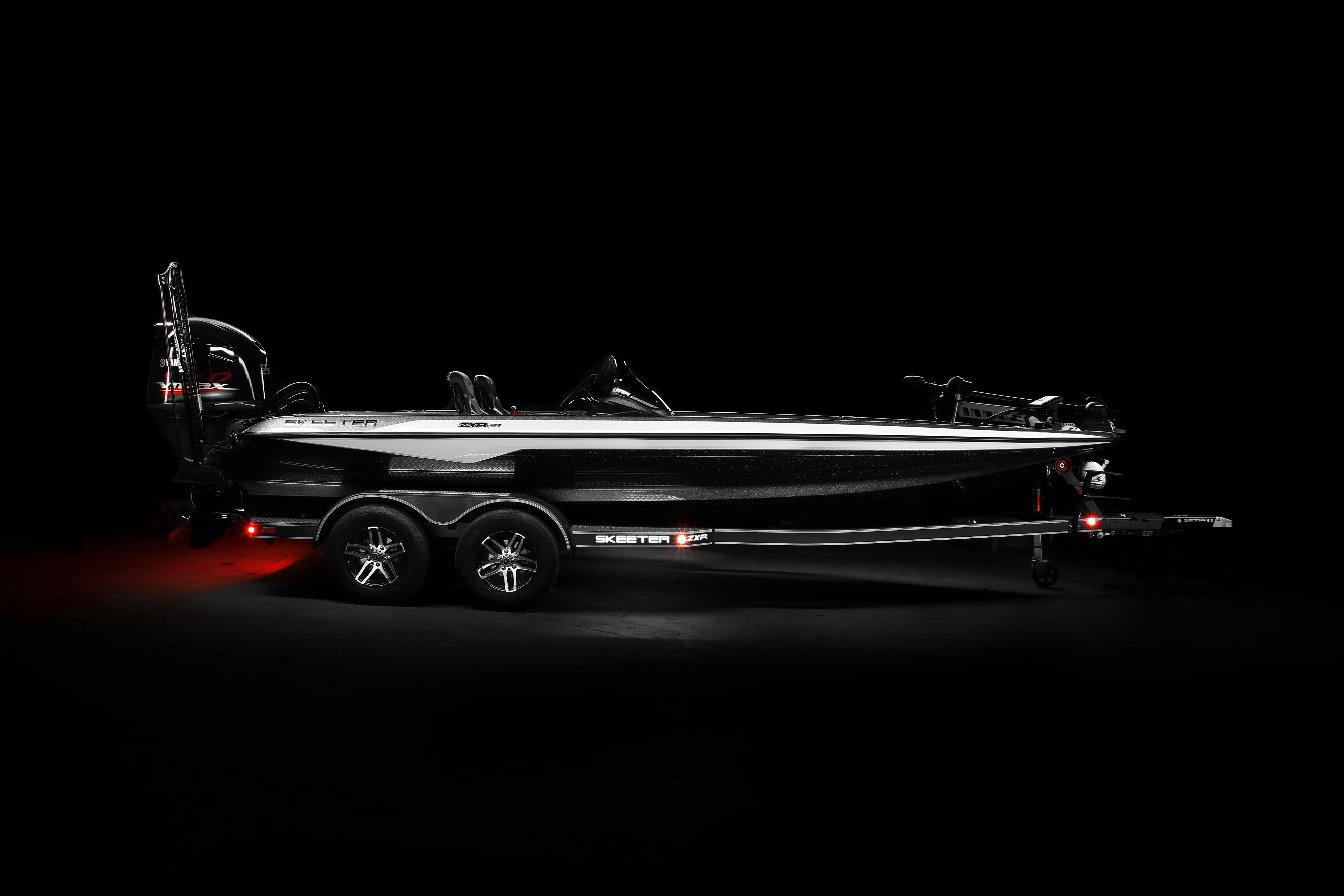 Skeeter introduces the ZXR line of Bass fishing Boats