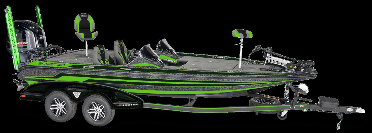 2017 Skeeter FX21 LE B Boat For Sale