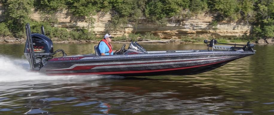 Performance Bass Boats   Skeeter Boats