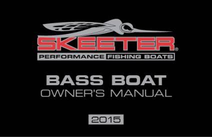 Fuse Box Wiring Diagram For 1993 Skeeter: Skeeter    Manuals,